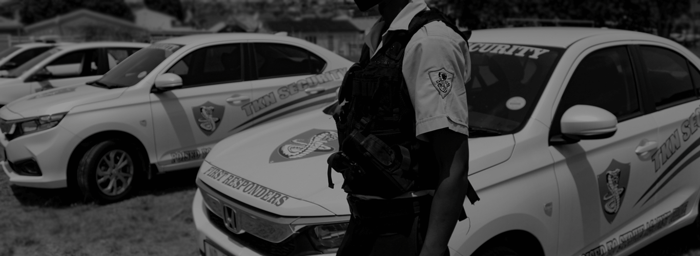 Your Security, Our Priority